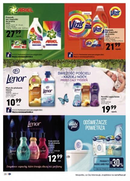 Carrefour gazetka promocyjna od 2020-01-14, strona 28