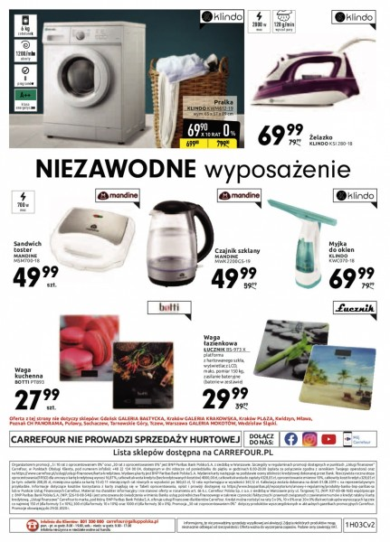 Carrefour gazetka promocyjna od 2020-01-14, strona 16