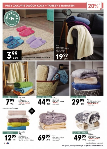 Carrefour gazetka promocyjna od 2020-01-14, strona 6