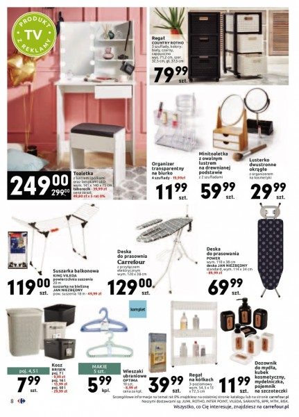 Carrefour gazetka promocyjna od 2020-01-14, strona 8