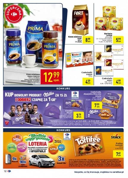 Carrefour gazetka promocyjna od 2020-01-21, strona 12