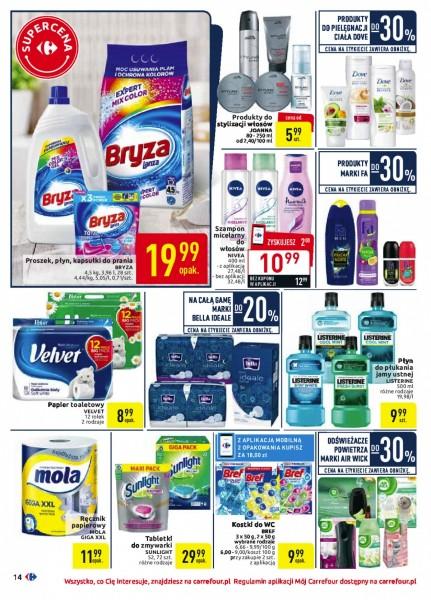 Carrefour gazetka promocyjna od 2020-01-21, strona 14