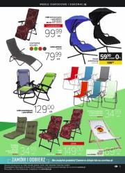 Krzesło składane w Carrefourze • Promocja • Cena