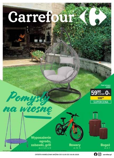 Carrefour gazetka promocyjna od 2020-05-12, strona 1