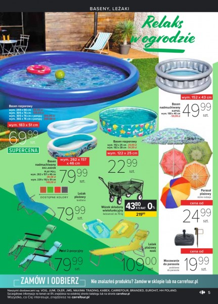 Carrefour gazetka promocyjna od 2020-05-12, strona 5