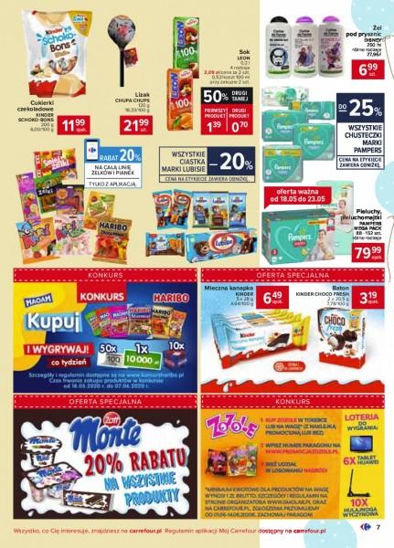 Carrefour gazetka promocyjna od 2020-05-19, strona 7