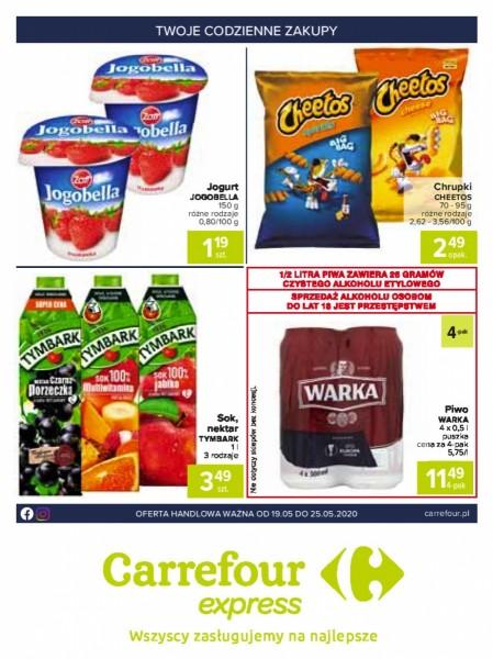 Carrefour gazetka promocyjna od 2020-05-19, strona 2