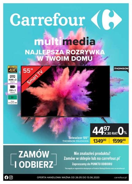 Carrefour gazetka promocyjna od 2020-05-26, strona 1