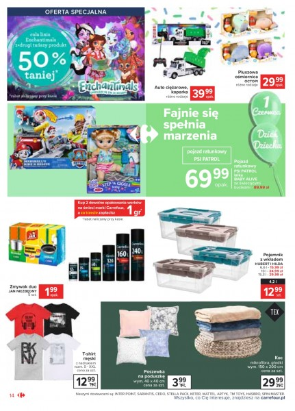 Carrefour gazetka promocyjna od 2020-05-26, strona 14