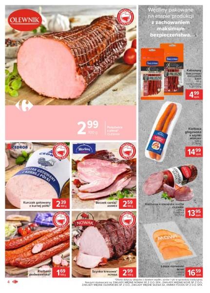 Carrefour gazetka promocyjna od 2020-05-26, strona 4