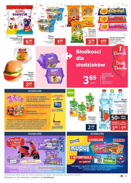 Carrefour gazetka promocyjna od 2020-05-26, strona 9