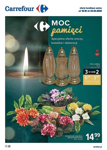 Carrefour gazetka promocyjna od 2020-10-13, strona 1