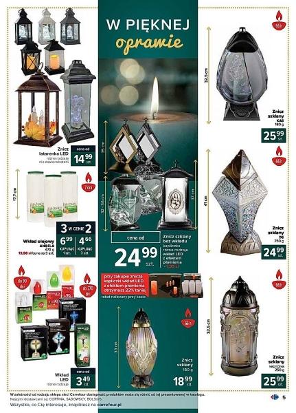 Carrefour gazetka promocyjna od 2020-10-13, strona 5