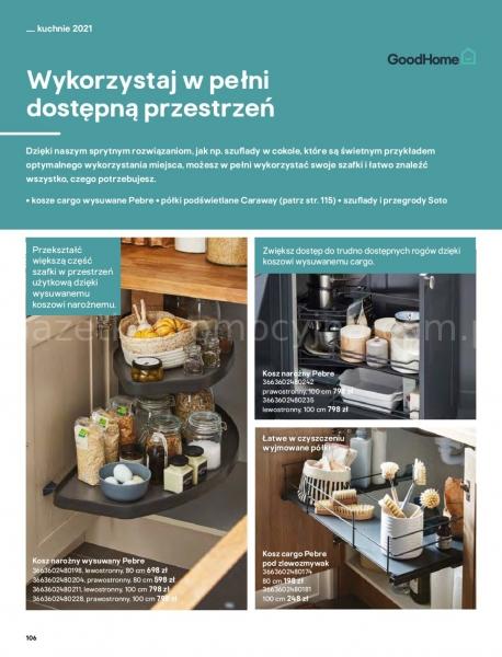 Castorama gazetka promocyjna od 2021-04-13, strona 106