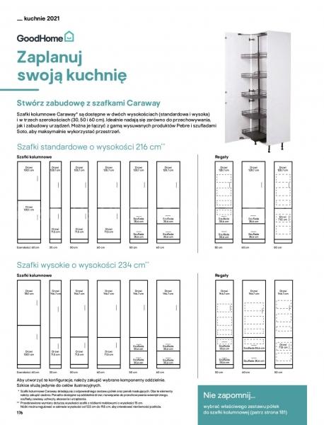 Castorama gazetka promocyjna od 2021-04-13, strona 176