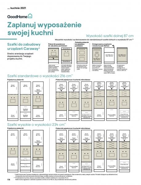 Castorama gazetka promocyjna od 2021-04-13, strona 178