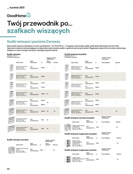 Castorama gazetka promocyjna od 2021-04-13, strona 182