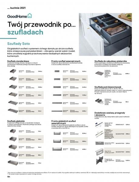 Castorama gazetka promocyjna od 2021-04-13, strona 184
