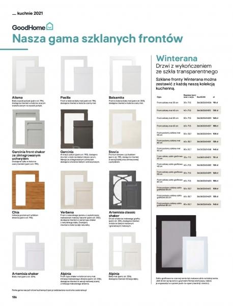 Castorama gazetka promocyjna od 2021-04-13, strona 186