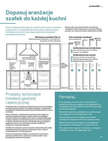 Castorama gazetka promocyjna od 2021-04-13, strona 187
