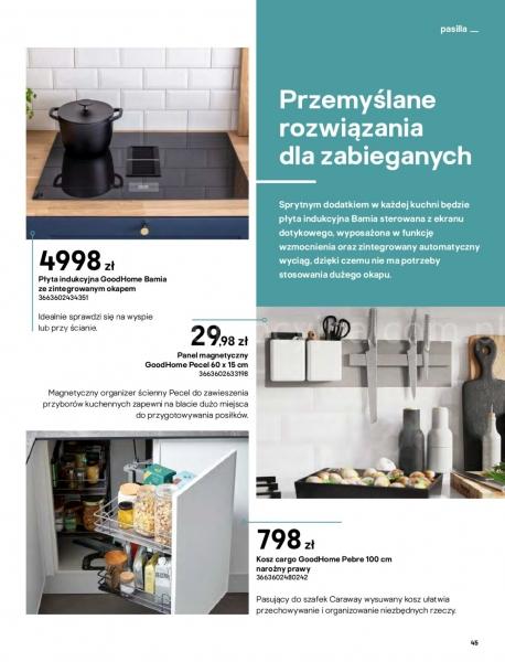 Castorama gazetka promocyjna od 2021-04-13, strona 45