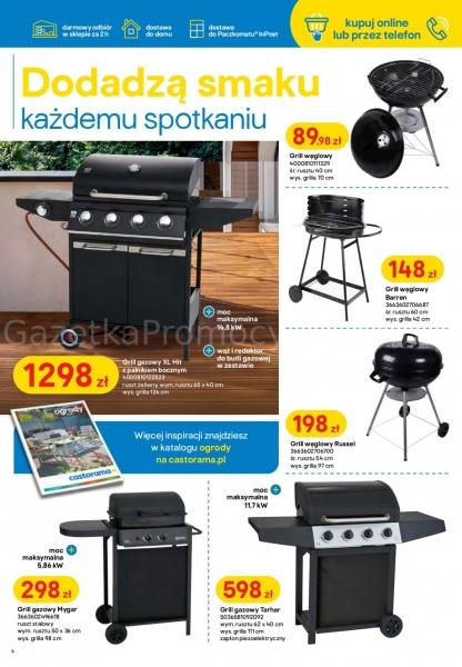 Castorama gazetka promocyjna od 2021-05-04, strona 6
