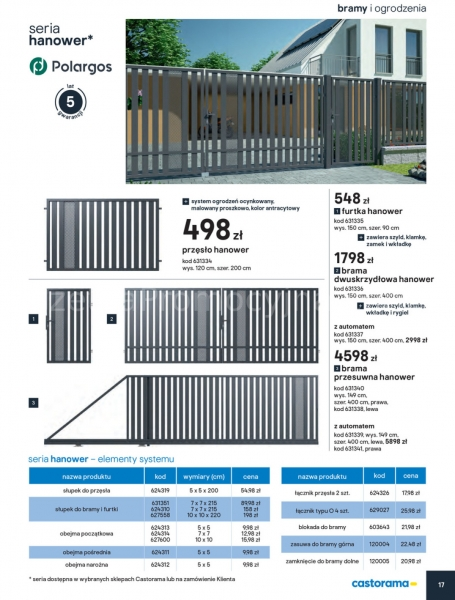 Castorama gazetka promocyjna od 2020-02-01, strona 15