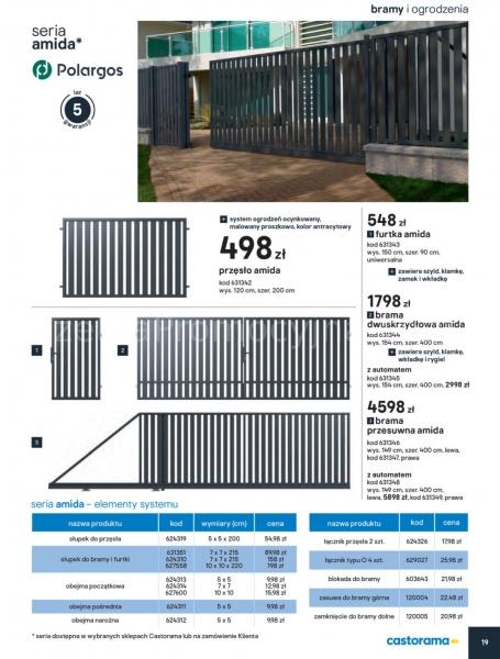 Castorama gazetka promocyjna od 2020-02-01, strona 17