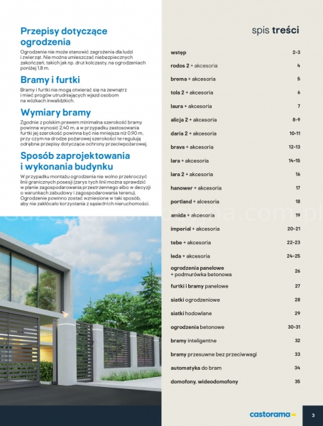 Castorama gazetka promocyjna od 2020-02-01, strona 3
