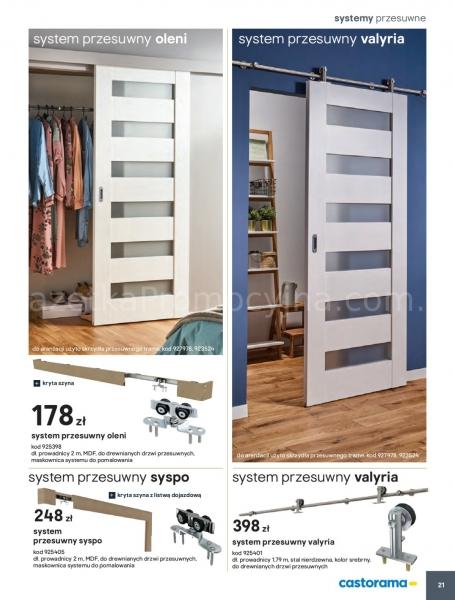 Castorama gazetka promocyjna od 2020-02-19, strona 21