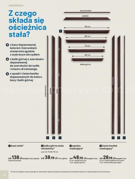 Castorama gazetka promocyjna od 2020-02-19, strona 24
