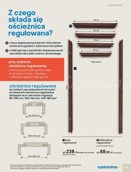 Castorama gazetka promocyjna od 2020-02-19, strona 25
