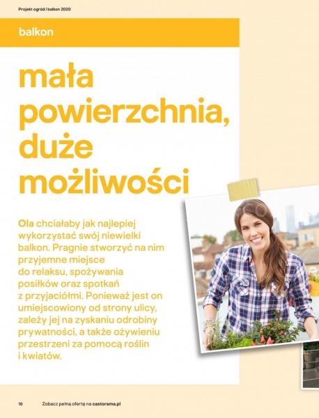 Castorama gazetka promocyjna od 2020-03-18, strona 10