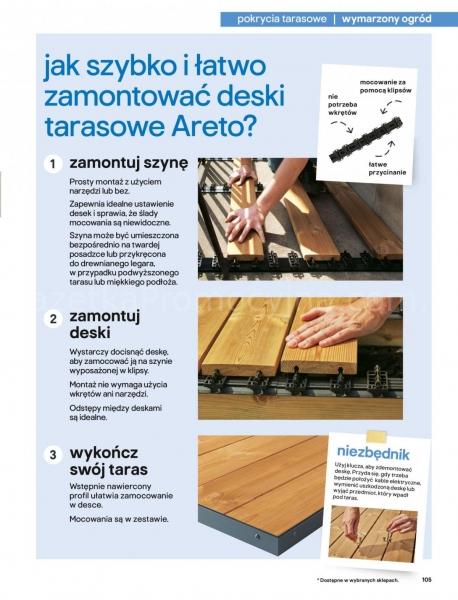 Castorama gazetka promocyjna od 2020-03-18, strona 105