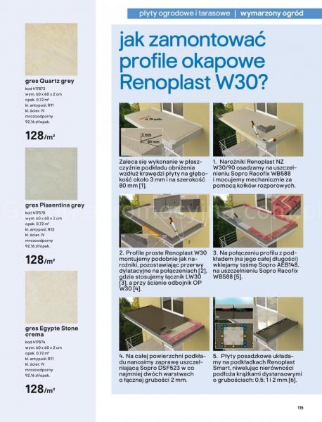 Castorama gazetka promocyjna od 2020-03-18, strona 115