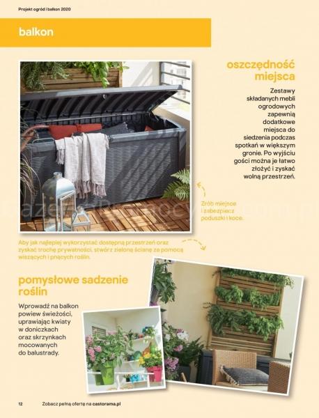 Castorama gazetka promocyjna od 2020-03-18, strona 12