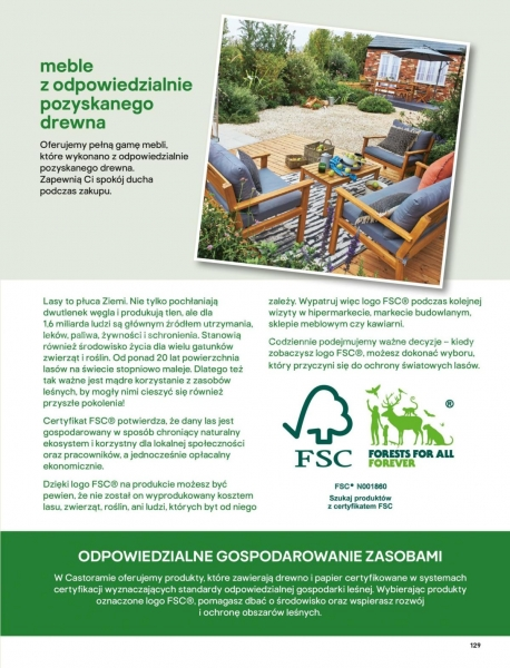 Castorama gazetka promocyjna od 2020-03-18, strona 129