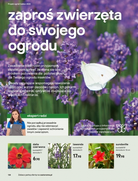 Castorama gazetka promocyjna od 2020-03-18, strona 138