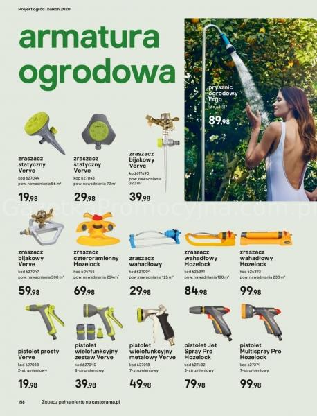 Castorama gazetka promocyjna od 2020-03-18, strona 158