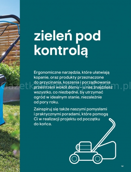 Castorama gazetka promocyjna od 2020-03-18, strona 161