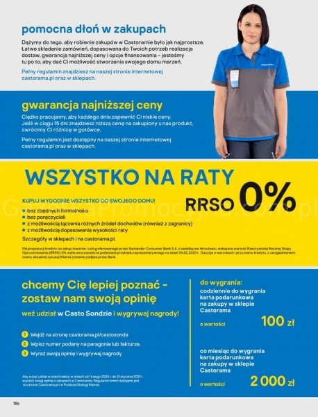 Castorama gazetka promocyjna od 2020-03-18, strona 186