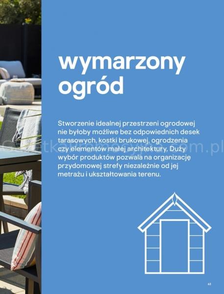 Castorama gazetka promocyjna od 2020-03-18, strona 63