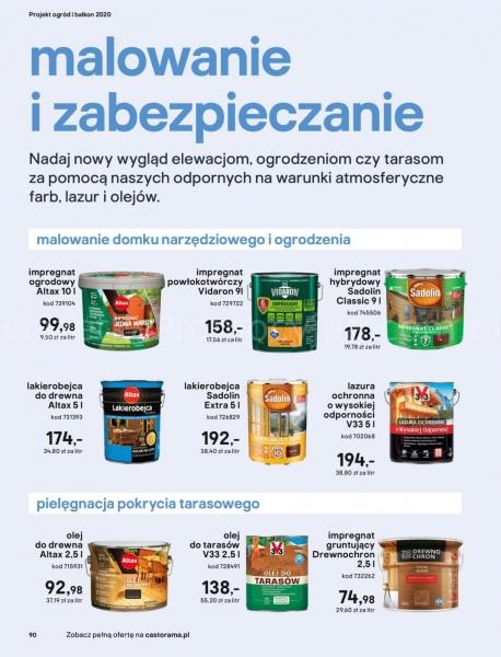 Castorama gazetka promocyjna od 2020-03-18, strona 90