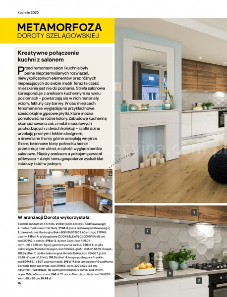 Castorama gazetka promocyjna od 2020-03-18, strona 14