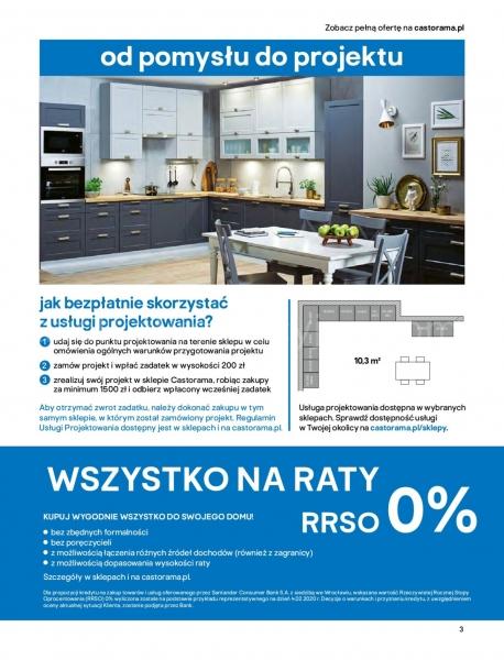Castorama gazetka promocyjna od 2020-03-18, strona 3