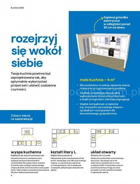 Castorama gazetka promocyjna od 2020-03-18, strona 4