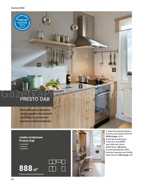 Castorama gazetka promocyjna od 2020-03-18, strona 40