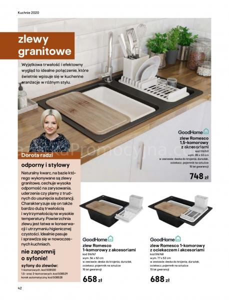 Castorama gazetka promocyjna od 2020-03-18, strona 42