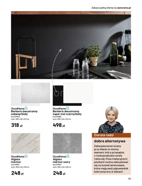 Castorama gazetka promocyjna od 2020-03-18, strona 55