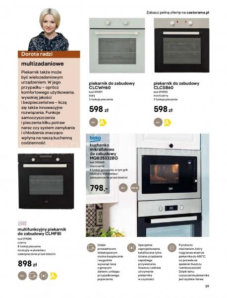Castorama gazetka promocyjna od 2020-03-18, strona 59